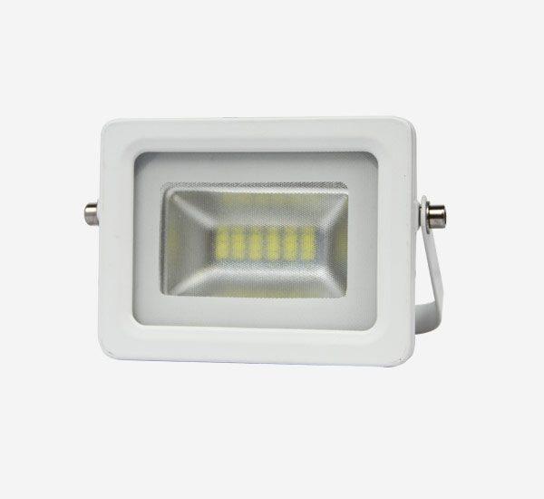 Reflektor LED 10W 066-2 SMD beli