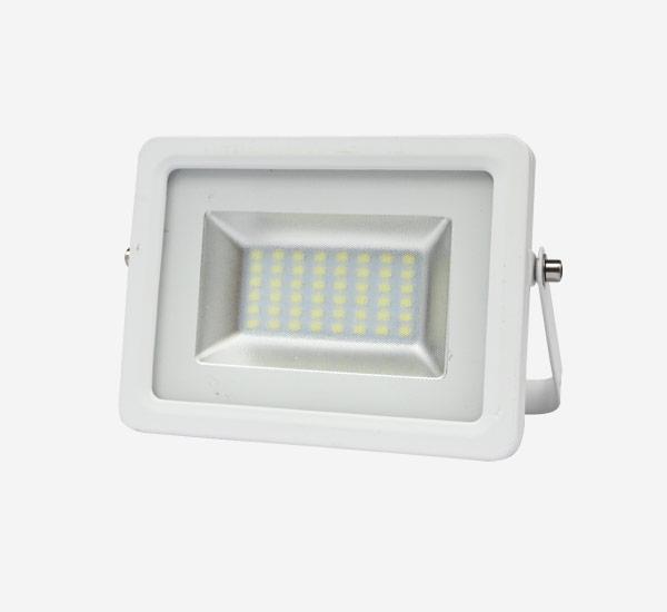 Reflektor LED 20W 066-2 SMD beli