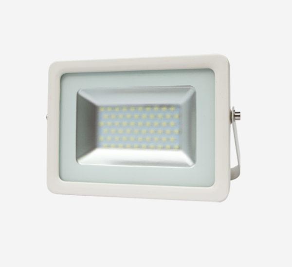 Reflektor LED 30W 066 SMD beli